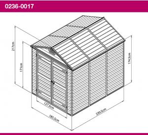 armoire-de-jardin-en-pvc-skylight-4,5m