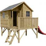 cabane en bois Luka