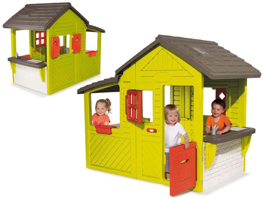 mini-maison en plastique Floralie de Smoby